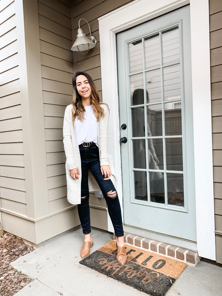 4 Ways to Style Black Denim for Fall