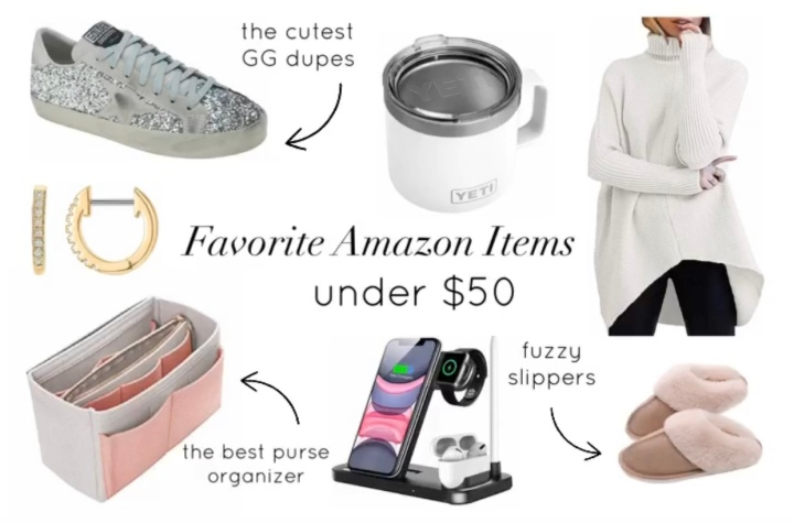 Favorite Amazon Items Under $50